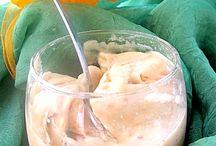 gelati, cremosi e semifreddi