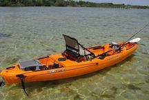 Kayak fisching