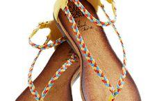 sandals & summer