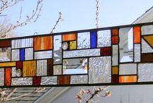 Projet vitrail