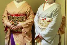 Geiko and Maiko Together