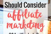 Affiliate Marketing / Affiliate marketing tips