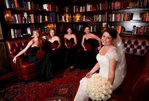 Bridesmaids, Groomsmen, and Ring Bearer attire