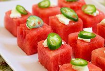 Recipes  for Appetizers - Starters