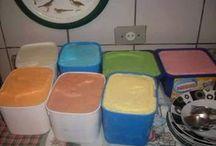 sorvete de massa caseiro