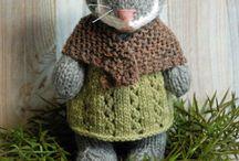 petites choses en tricot