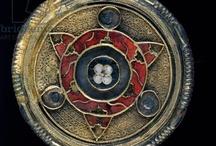 Saxon jewellery