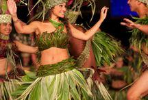 Ori Tahiti/Costume Ideas/Pua / by Moanilehua Earle