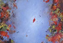 abstract art adrienne silva