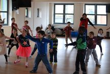 Our work with children at Synergydance.co.uk / At SYNERGY Dance™ we are led by our students, not our class plan - we have a flexible approach to classes with our SYNERGY Dance™ free-teaching style™.