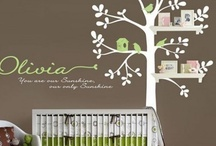 Baby Room Ideas / by KRISTIN