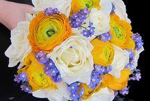Mariage - Bouquet de la mariée / Retrouvez quelques une de mes compositions florales sur http://www.drissia.fr/mariage