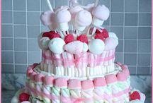 Torte marshmellow