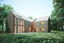 Projekty domów - house x_03 / http://dompp.pl/projekt-domu-house-x03,124.html