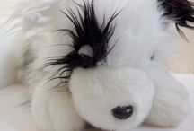 Our Plushes / Lovely soft toys designed by our customers, bought to life by us!