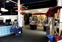 Permanent Exhibition at Dundee Science Centre / We have over 60 hands-on exhibits depicting the senses, including a giant head that children can climb through and mind ball, a game that measures brainwaves so you can compete to see who's more relaxed.   You can also take part in live science shows, relax in our coffee shop or browse themed products in our gift shop.