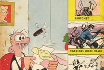 Norske tegneserier