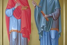 Άγιοι Ανάργυροι- Saints Anargyroi