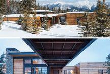 Imágenes de Hermosas Casas y Lugares