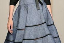 Outfit con faldas