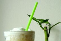 Fancy Drinks / For a special event, meal, or treat, these drinks are yummy and satisfying!