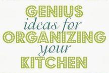 diy organisation ideas