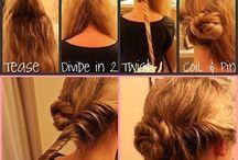Hair and beauty ideas / Hair and beauty ideas