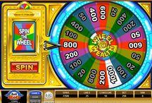 Weel of wealth special edition / Giocando alla video slot Wheel of Wealth Special Edition proposta dal Casinò Online Voglia di Vincere, i giocatori possono approfittare di una vera e propria ruota della fortuna, con la quale è possibile vincere, usando la puntata massima, il jackpot di 100.000 monete (10.000 possono essere vinte già nel gioco base)!