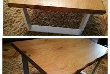 -Table Wood Design -