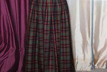 Юбки, индивидуальный пошив / Шью на заказ юбки миди и макси.