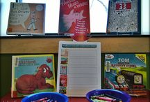 School Age Programs, Displays and Passives / Program ideas for kids and tweens that I might sort or maybe not. / by Laura Perenic