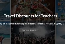 Teacher Vacation Package Discounts
