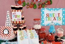 Candy buffets & Sweet stations