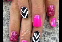 Nails / by Adrienne Church