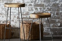 Highfalls chairs and stools