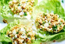 Recipes - Lunch / by Isheeta Gandhi