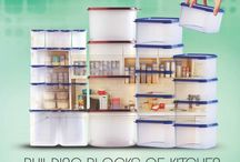 Tupperware Custom Kitchens / Organization. Saving money, time, waste and flavour.