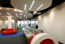 Modern Office Designs / Ideas to spark your creativity!