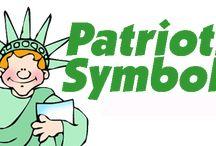 Classroom - Patriotic Symbols