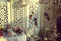Ширмы, арки свадебные