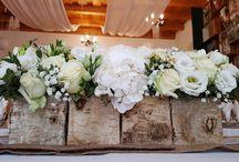 weddings by me / Esküvői dekorációk /wedding flower decorations