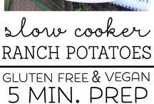 RECIPES / A board dedicated to vegan recipes! YUM!