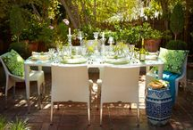 Alfresco Dining / by Lisa B