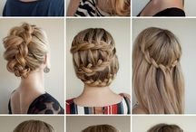 Μαλλιά / Κοτσίδες