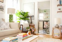Let's Dwell Here: Living Rooms / by In Honor of Design