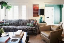 Luscious Living Rooms