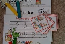Preschool- themes / by Julie Nielsen