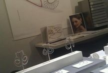 On Display / Unique jewelry display ideas