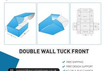 Double Wall Tuck Front