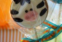 Lo Zoo di Bernardo! / battesimo a tema , per il piccolo Bernardo , con tutti i suoi animali preferiti. Noi del Ciuccio Baby Shower, ci siamo divertite a ricreare un piccolo zoo nel centro della città!